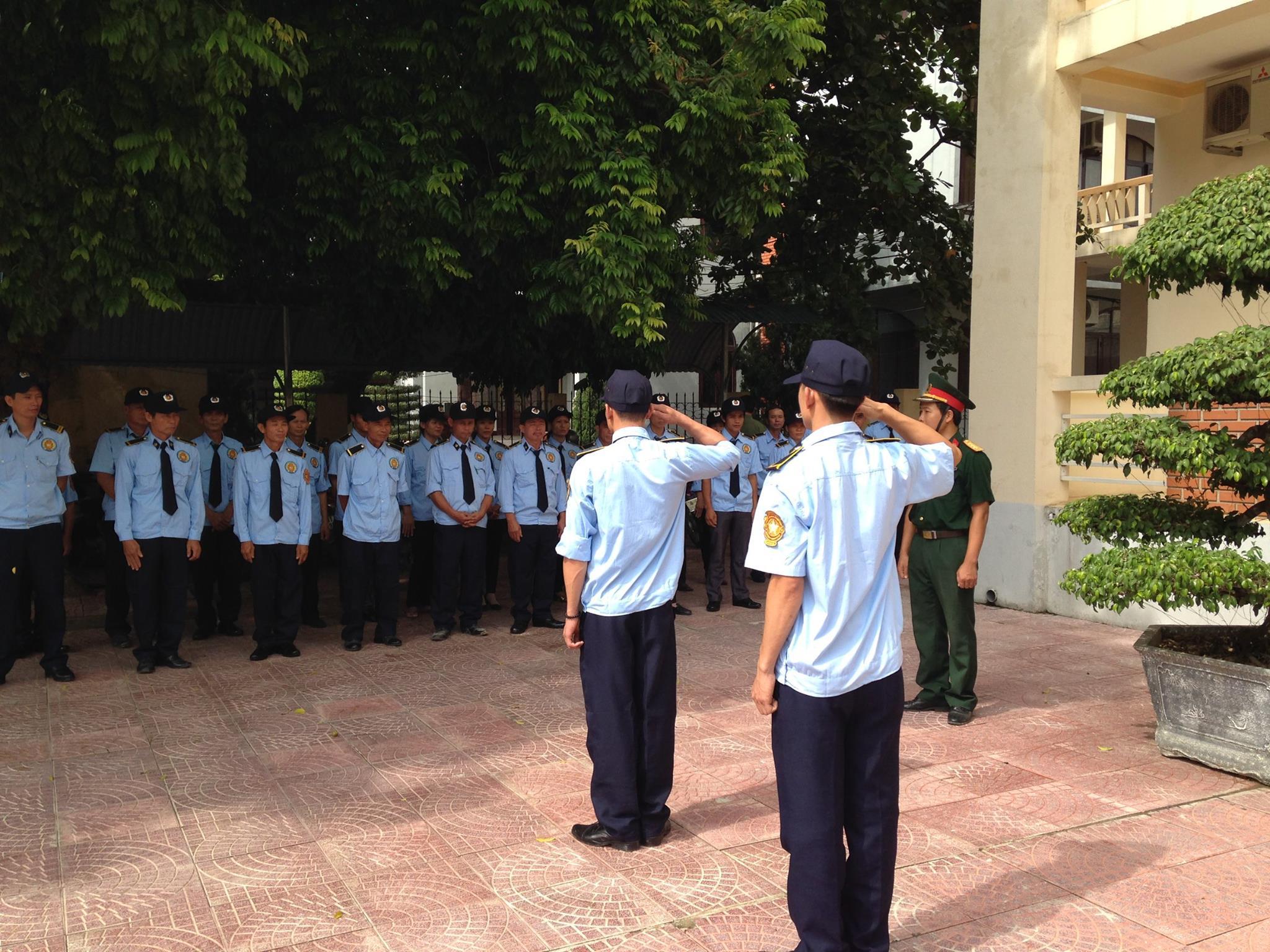 bảo vệ chuyên nghiệp tại Bắc Ninh