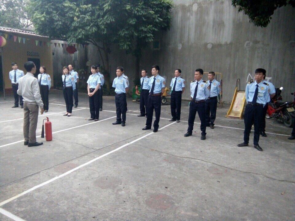 Nghiệp vụ bảo vệ phòng cháy chữa cháy