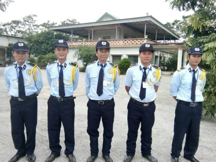 Dịch vụ bảo vệ ở Thanh Hóa