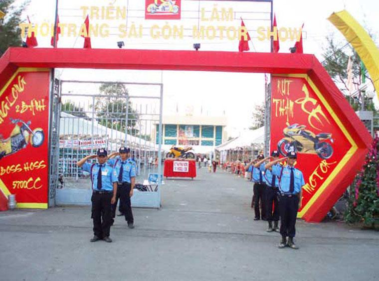 công ty bảo vệ tại Ninh Bình