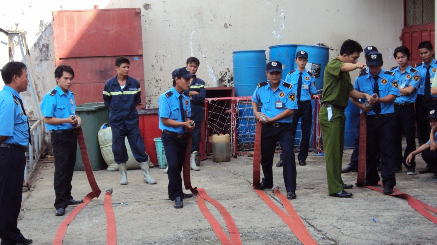 công ty bảo vệ tại Bắc Ninh