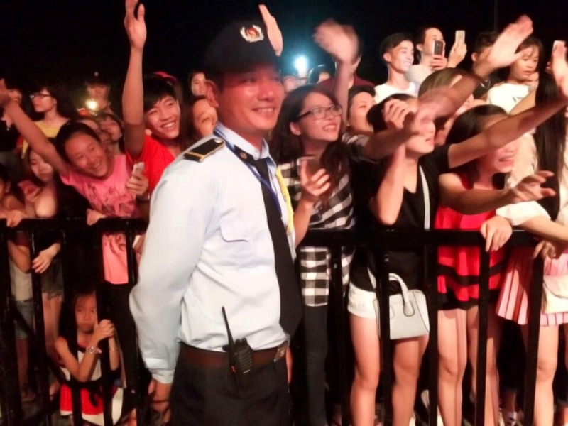 Bảo vệ sự kiện tại Thanh Hóa