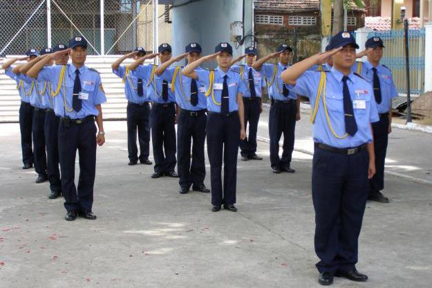 Công ty uy tín cung cấp dịch vụ bảo vệ tại Hà Nội 1