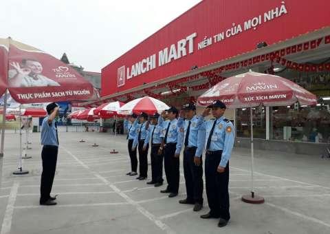dịch vụ bảo vệ chuyên nghiệp tại Hà Nội